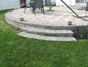 patio finished photo