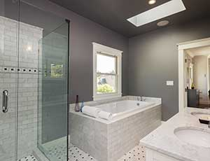 bathroom remodel photo